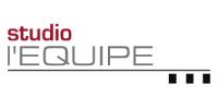 logo studio l'équipe